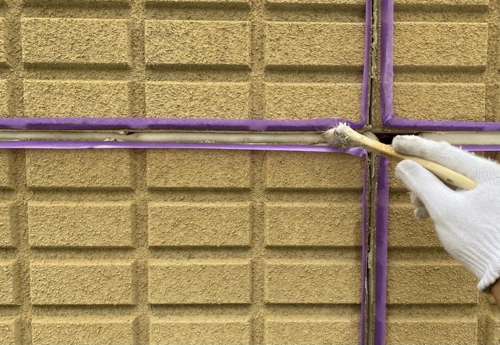 外壁塗装の乾燥