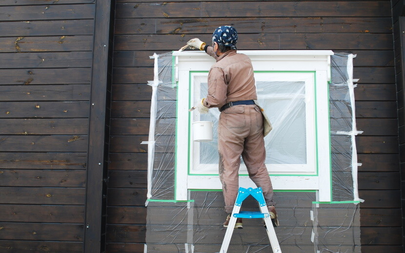 外壁塗装の保証